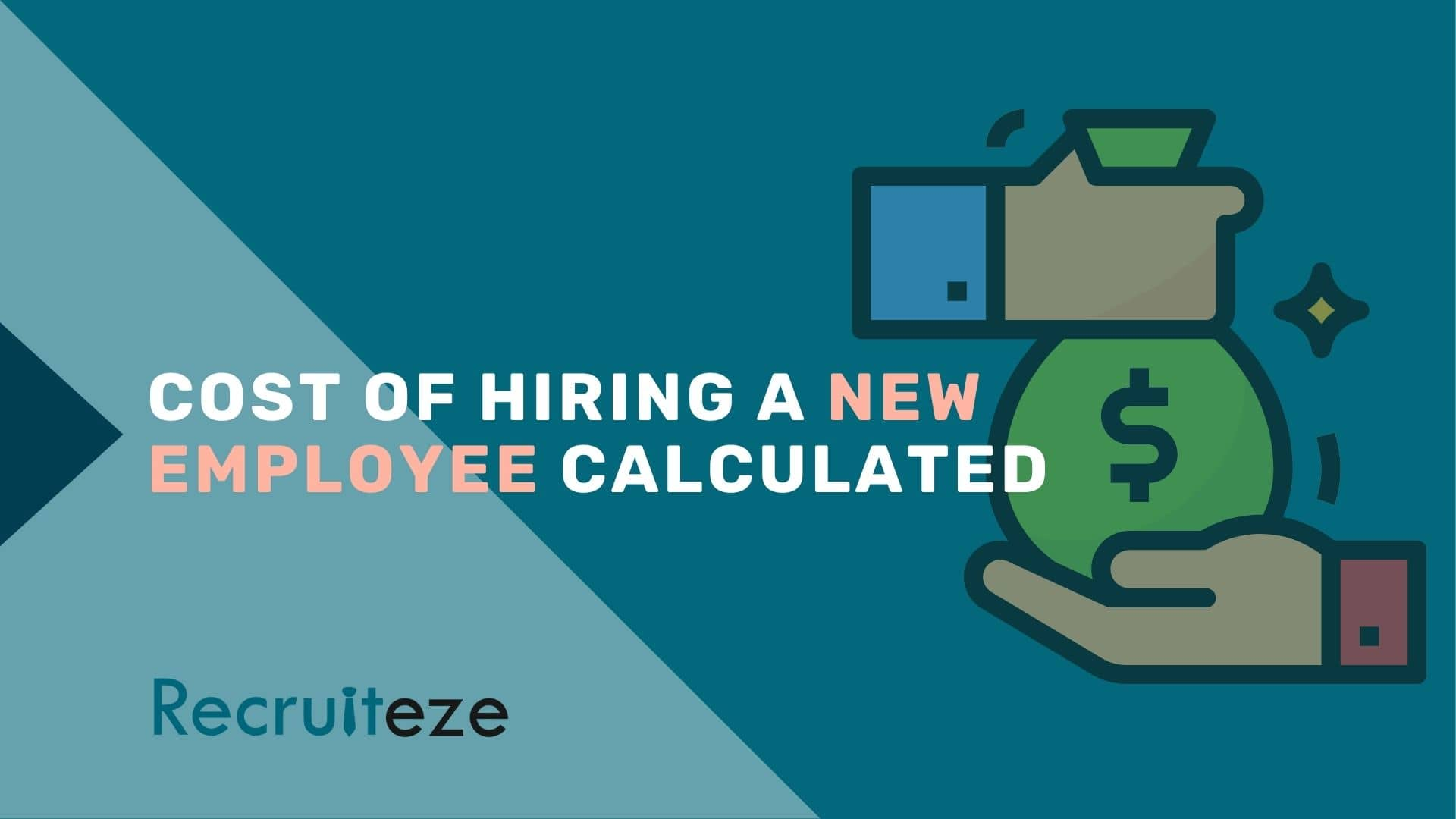 Cost of hiring a new employee calculated - Recruiteze