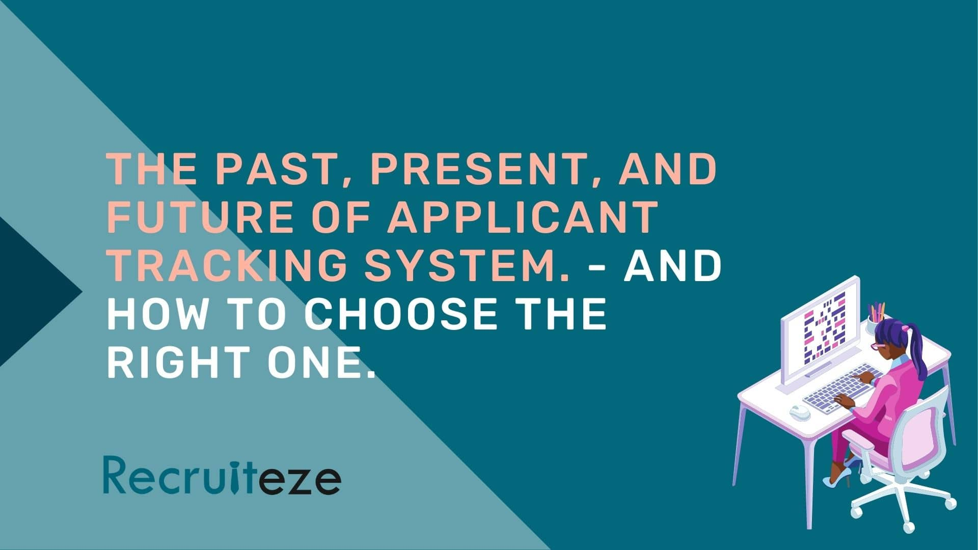 Recruiteze - applicant tracking system featured image