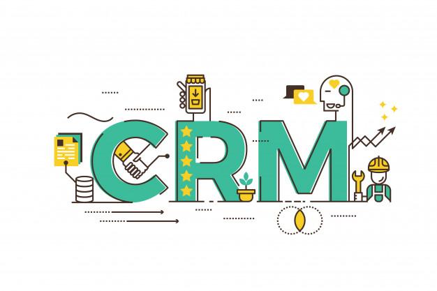 CRM text