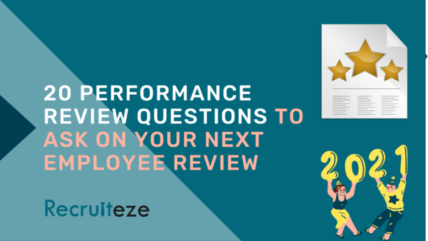 Performance Review Questions featured image