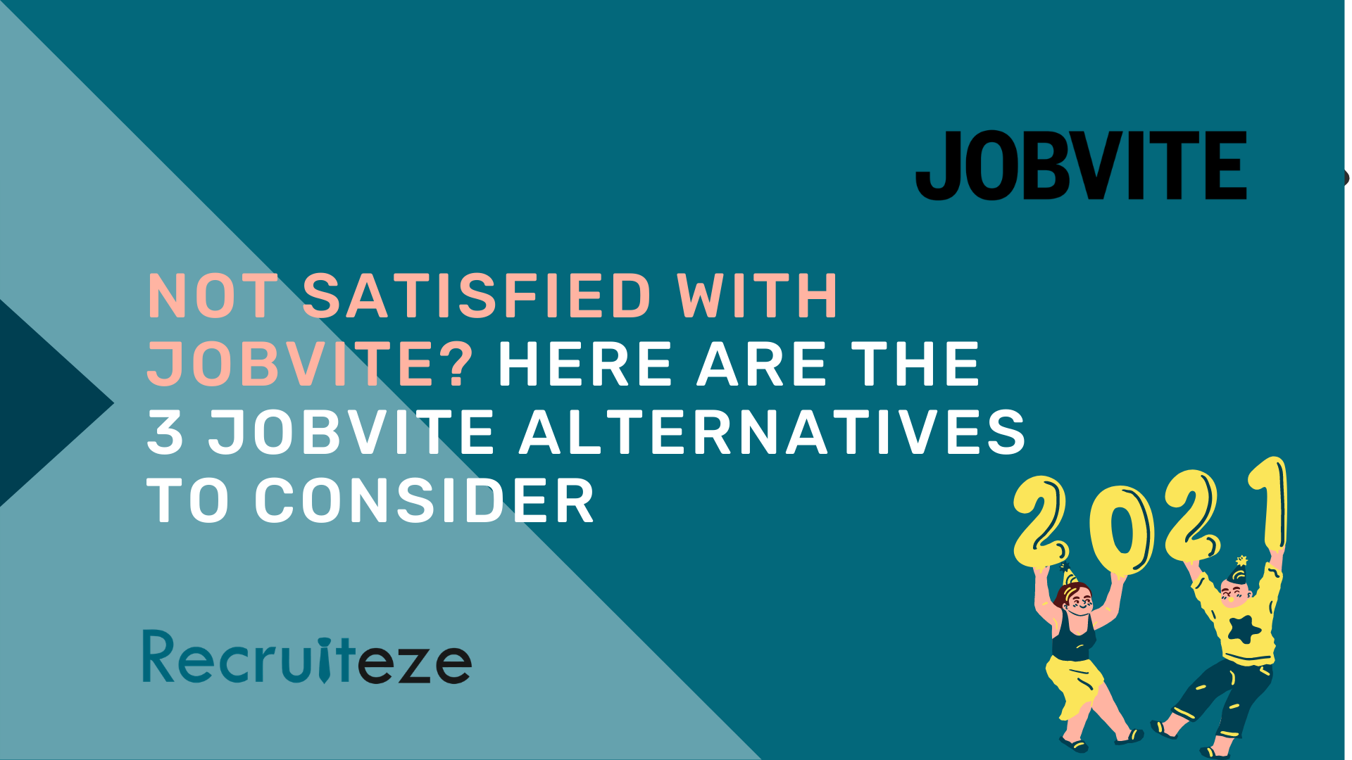 Not Satisfied With Jobvite? Here Are the 3 Jobvite Alternatives to Consider article featured image