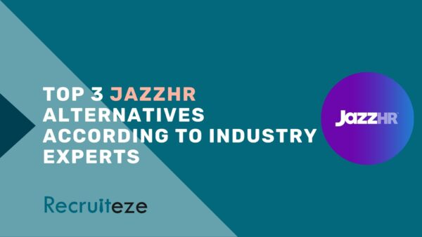 JazzHR Competitors and Alternatives [Tested by Top Recruiters]