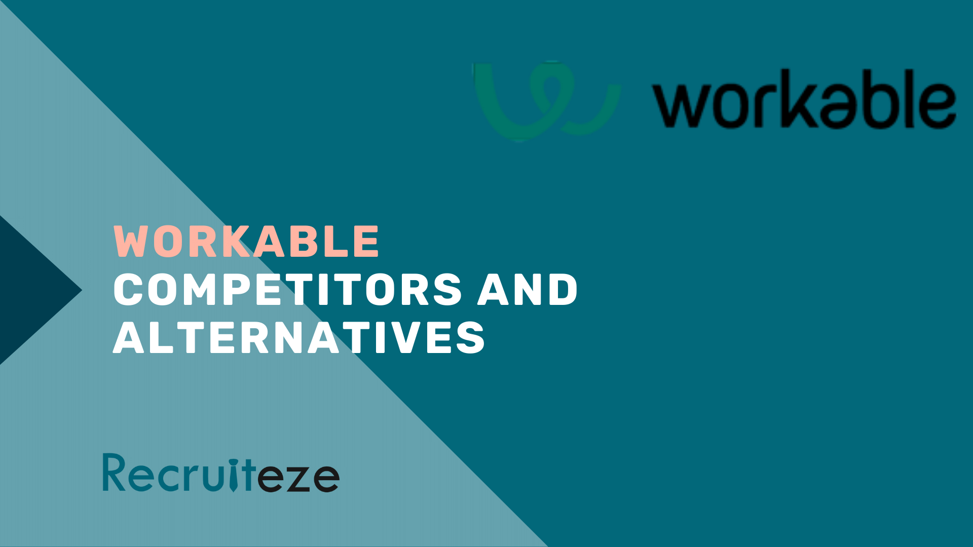 Workable Alternatives and Competitors