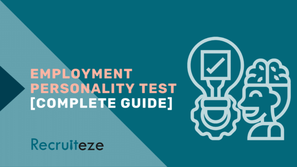 Employment Personality Test [Complete Guide]