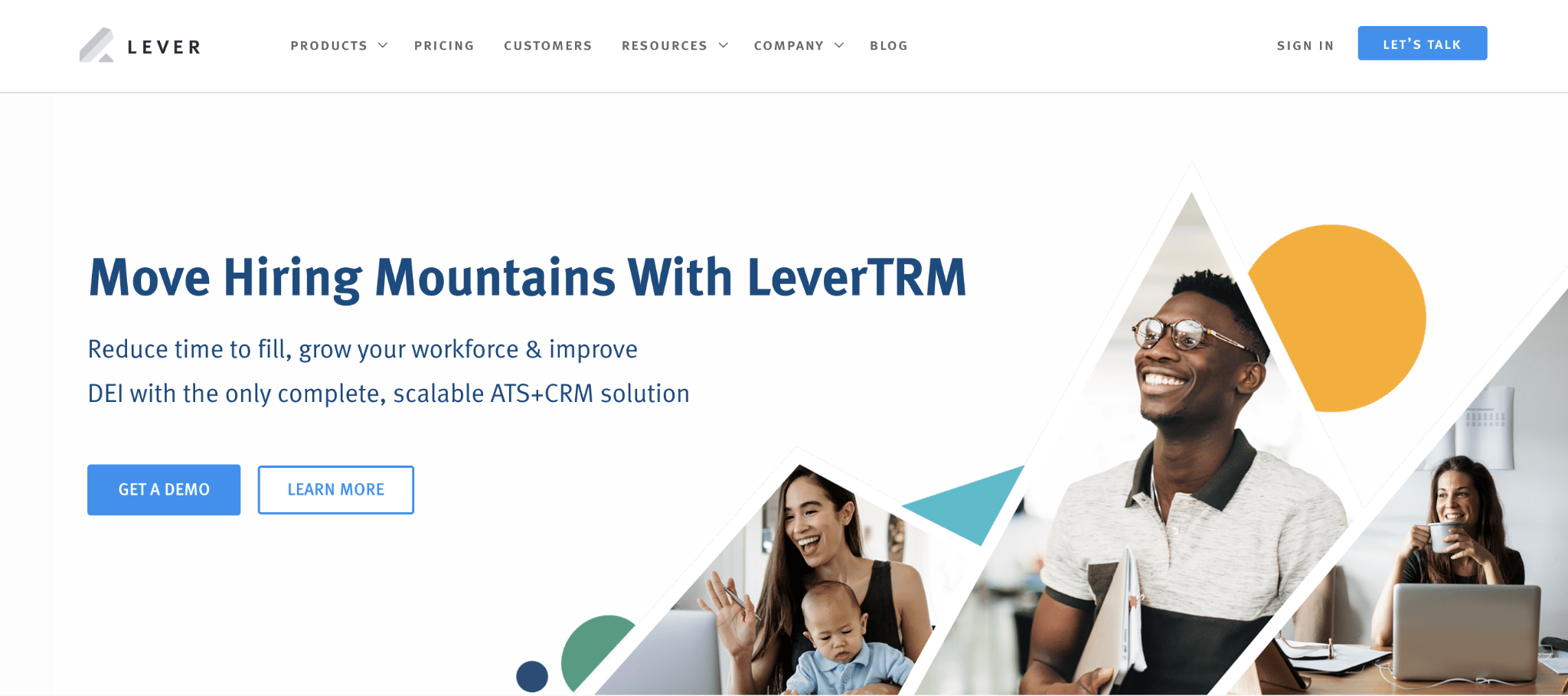 Breezy HR Alternative #2: Lever