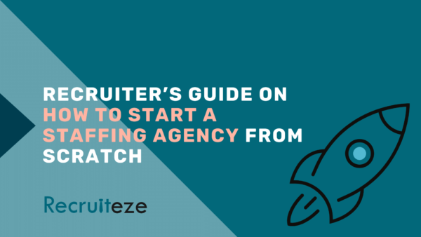 how to start a staffing agency